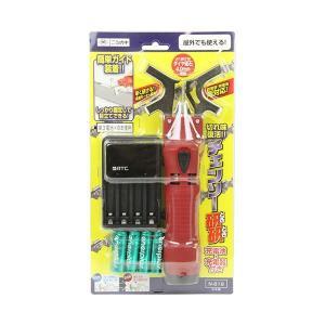 4964590810097 ニシガキ チェンソー研研 電池充電器付 N−819|edenki