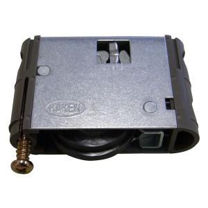 家研販売 KAKEN 4983658136399 (PP)木製用 調整戸車 MR2−Y4 edenki