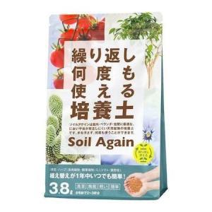 トヨチュー 中島商事 4975730422049 #422048 ソイルアゲイン培養土 3.8Lの画像