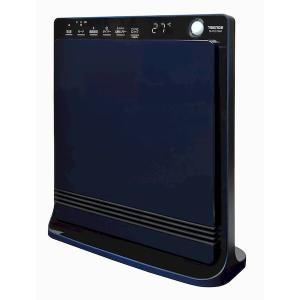 テクノス TEKNOS TS-P1221(NV) パネル型セラミックファンヒーター温度表示付き 1200W 650W ネイビー TSP1221(NV)|edenki