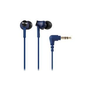 オーディオテクニカ audio-technica ATH-CK350M BL インナーイヤーヘッドホン ATHCK350MBL|edenki