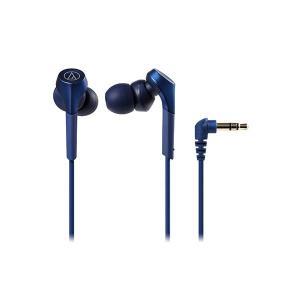 オーディオテクニカ audio-technica ATH-CKS550X BL インナーイヤーヘッドホン ATHCKS550XBL|edenki