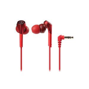 オーディオテクニカ audio-technica ATH-CKS550X RD インナーイヤーヘッドホン ATHCKS550XRD|edenki