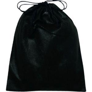 エーワン KW0001AR10 不織布インナー巾着SS 黒 edenki