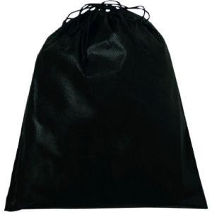 エーワン KW0002AR10 不織布インナー巾着S 黒 edenki