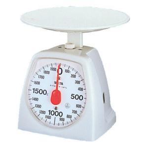 タニタ(TANITA) 1439WH21 アナログクツキングスケール 2kg ホワイト|edenki