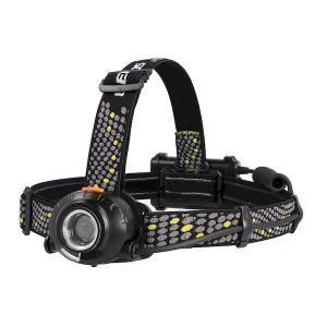 ジェントス GENTOS HW-X333HD ヘッドウォーズ ヘッドライト BL HWX333HD|edenki