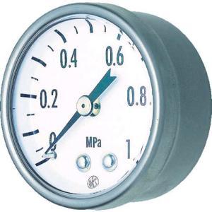 あすつく対応 長野計器 NKS GK25-271-0.2MP 小型圧力計 R1/4D枠・JIS準拠品 0〜0.2MPa GK252710.2MP|edenki