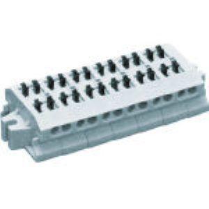 サトーパーツ ML-1700-B-6P スクリューレス端子台 ML1700B6P