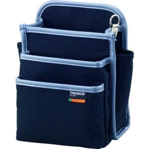 あすつく対応 TRUSCO TCA-16 タフレックス 腰袋小型3段 TCA16 330-4825|edenki