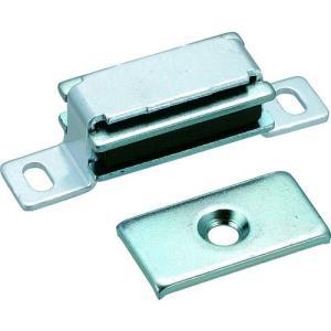 あすつく対応 TRUSCO TSM-10 マグネットキャッチアルミ製 TSM10 300-5101|edenki