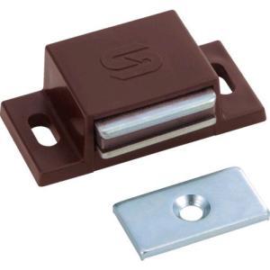 あすつく対応 TRUSCO TSM-41-BR マグネットキャッチPP樹脂 TSM41BR 300-5291|edenki
