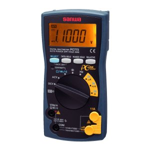 sanwa 三和電気計器 PC773 デジタルマルチメータ PC-773 edenki