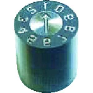 あすつく対応 浦谷 [OP-D1-10] 金型デートマークD1型 10mm OPD110 381-9001|edenki