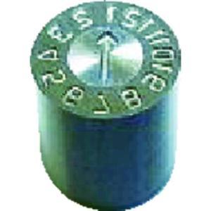 あすつく対応 浦谷 [OP-OM-10] 金型デートマークOM型 10mm OPOM10 381-9124|edenki
