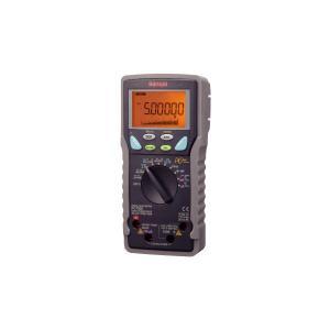 【予約受付中】【11月下旬頃入荷予定】sanwa 三和電気計器 PC7000 デジタルマルチメータ PC-7000 edenki