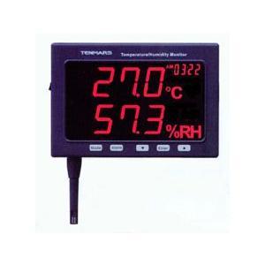 MK[TM-185A] 大型デジタル温湿度表示計 TM185A|edenki