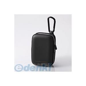 ELECOM エレコム DGB-046BK セミハードタイプのデジタルカメラケースGRAPH GEAR DGB046BK|edenki
