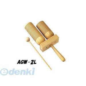 キクタニ KIKUTANI AGW-2L アゴゴウッドブロック 木製 バチ付 AGW2L|edenki