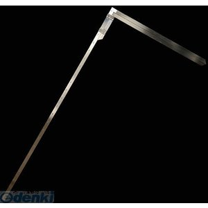 シンワ測定 63592 材木尺 ステン 1m 表2mm・裏1mm目盛 63592 edenki