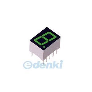 ローム ROHM LA-401MN 1桁LED数字表示器 7セグLED 【100個入】 LA401MN edenki