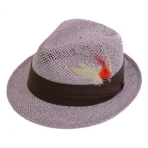 麦わら帽子 帽子 メンズ 大きいサイズ ストローハット 麦わら...
