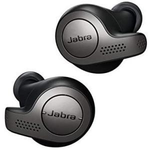 【送料無料】Jabra 完全ワイヤレスイヤホン Elite 65t Titanium Black チタニウムブラック|edgeclimbers