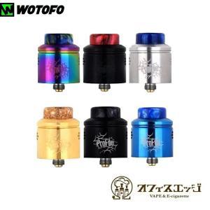 【メッシュコイル&コットン付き】Wotofo Profile RDA 24mm ウォトフォ vape...