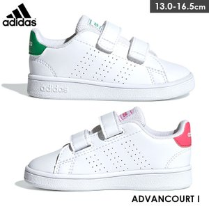 adidas ADVANCOURT I アディダス アドバンコート スニーカー シューズ 子供用 キッズ edie