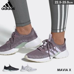 adidas Mavia X アディダス マヴィア スニーカー レディース ニット ダッドスニーカー|edie