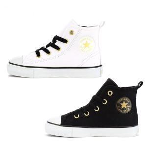 コンバース チャイルド オールスター ゴールドポイント CONVERSE CHILD ALL STAR GOLDPOINT HI スニーカー靴 キッズ 子供|edie