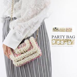 フォーマルバッグ パーティーバッグ ゴールドチェーン バッグ ミニバッグ ポシェット 小物 ファッション雑貨|edie