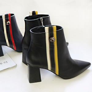 MARIAN(マリアン)本革ショートブーツ レディース 秋冬 スペイン製 インポート|edie