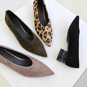 MARIAN(マリアン)ビジューヒールパンプス レディース スペイン製 インポート|edie