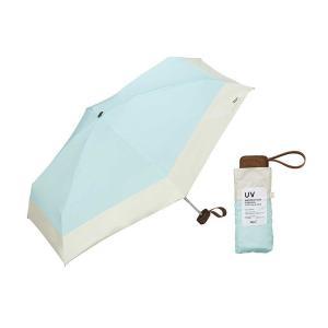 wpc パラソル 日傘 雨傘 遮光 切り継ぎタイニー 折り畳み傘 UVカット 晴雨兼用 edie