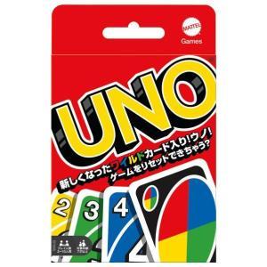 マテル社 ウノカードゲーム UNO・カードゲー...の関連商品7