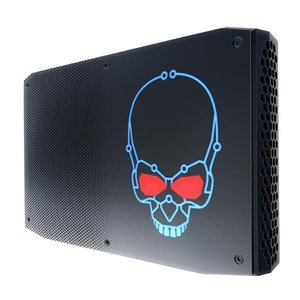 INTEL Intel NUC 8 Enthusiast, a Mini PC with Windo...