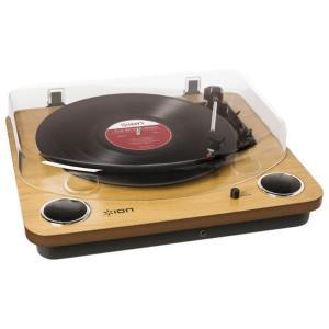 Ion Audio Max LP オールインワン・ターンテーブル ダストカバー付き