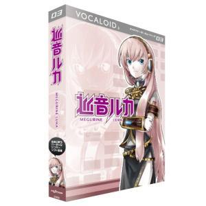 クリプトン・フューチャー・メディア VOCALOID2 巡音ルカ【Win版】(DVD-ROM) メグリネルカW [メグリネルカW] edioncom