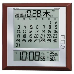 SEIKO 電波掛置時計 SQ421B [SQ...の関連商品5
