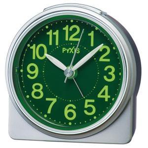 SEIKO 目覚まし時計 銀色メタリック塗装 ...の関連商品9