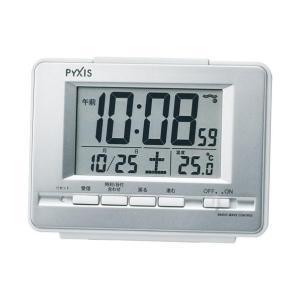 SEIKO 電波目覚まし時計 NR535W [...の関連商品1