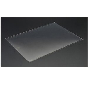 美しいiPad Airの画面を汚れや傷から守るフィルムです。