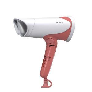 日立 マイナスイオンドライヤー ピンク HID-T500B P [HIDT500BP]|edioncom
