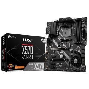 MSI マザーボード X570-A PRO [X570APRO]