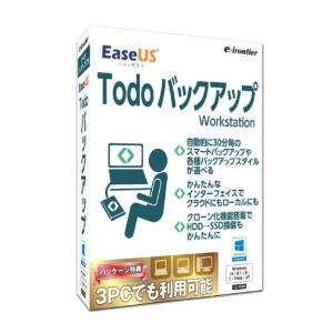 イーフロンティア EaseUS Todo バックアップ Workstation EASEUSTODOバツクアツプWC [EASEUSTODOバツクアツプWC]|edioncom