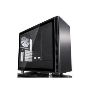 強化ガラスのサイドパネルを採用し、より進化した静音性と拡張性を備えたミドルタワー型PCケース。