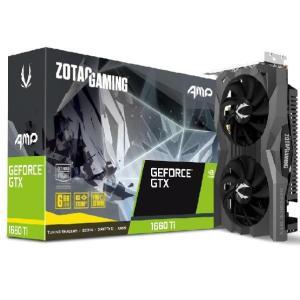 ZOTAC GAMING GeForce GTX 1660 Ti AMP 6GB GDDR6 ZTG...