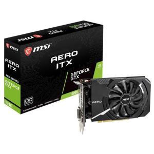 NVIDIA GeForce GTX 1650を搭載。約170mmの省スペースモデルとなるオーバーク...