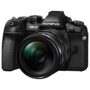 オリンパス デジタル一眼カメラ・12-40mm F2.8 PROキット ブラック OM-D E-M1...